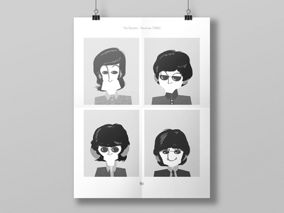 The Beatles - Revolver (1966)