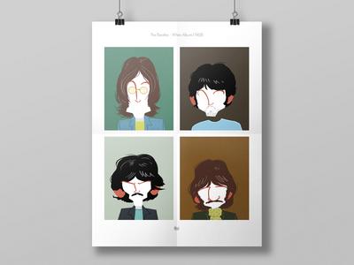The Beatles - White Album (1968)