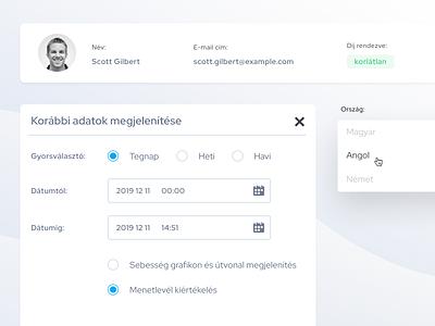 Dashboard redesign dashboard web ux ui design branding