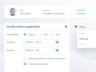 Dashboard redesign - light mode web webapp design design dashboard ui ui design