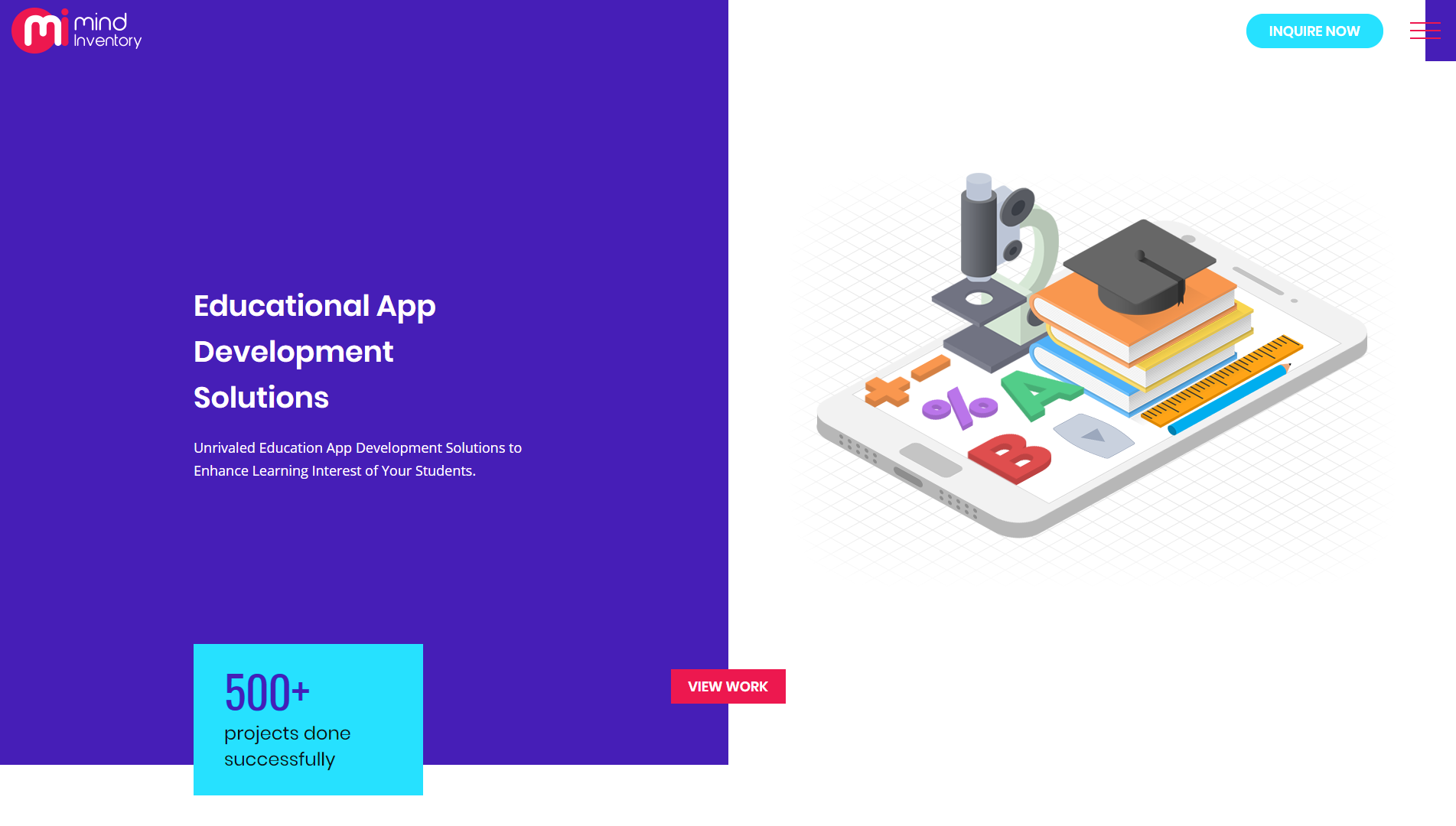 Dribbble Education App Development Banner Png By Ketan
