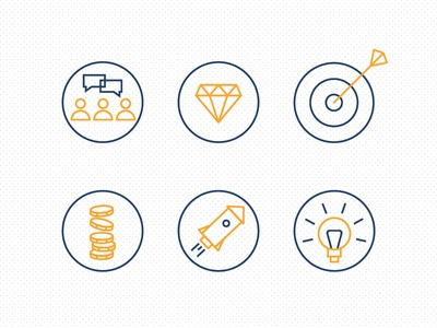 Icons for Science Park