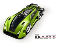 Project BART (Bad Ass Racing Truck)