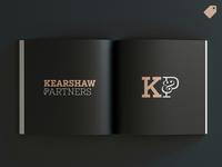 """""""Kearshaw & Partners"""" logo template"""