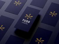 """FUDO"" custom logo work"