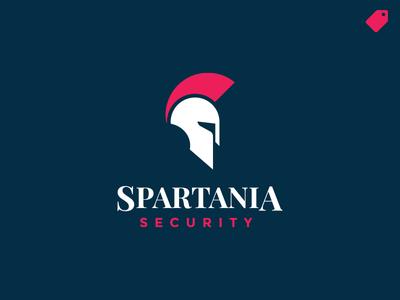 """Spartania"" logo template"