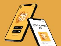 🎼 Zenic - EDM Artist Website