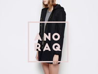 Anoraq Visual Identity