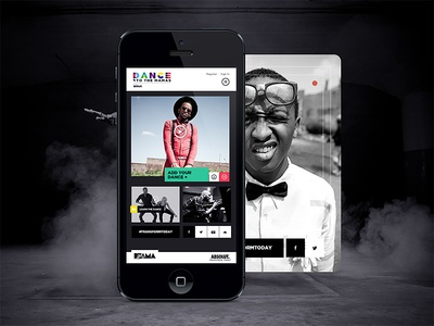 MTV Africa Music Awards  Microsite