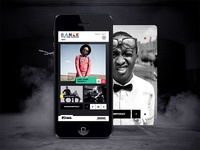 MTV Africa Music Awards  Microsite