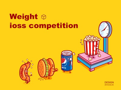 Weight Ioss Competition