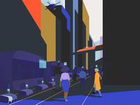 Urban-x Future cities