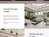 Luna Design Website