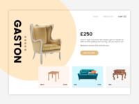 Ecommerce Website Slider