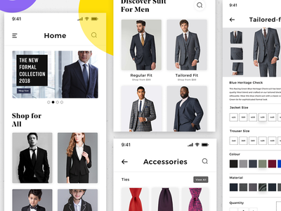 App for suits lover suits for children suits for man suits for woman accessories ios coat app jackets suit