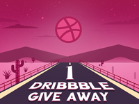 One Dribbble Invites Available