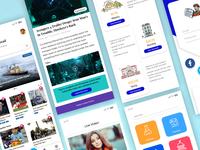 News & Video App
