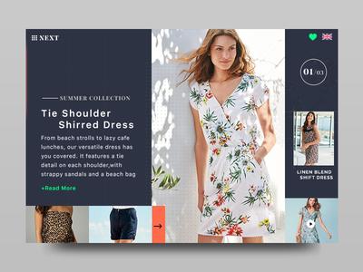 Ecommerce slider websites website clothes slider clothes ecommerce