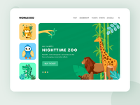 Zoo & Animal Park Website