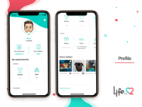 Profile - App Life for 2