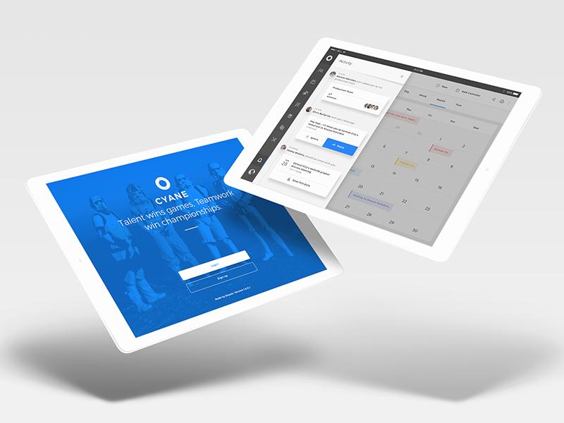 Cyane - Dashboard Web UI Kit customization tools dashboard admin panel interactive ux ui desktop magenta charts light