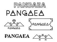Pangaea Logo Sketch
