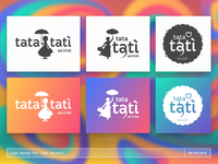 Tatì nursery logo proposals