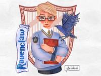 Ravenclaw Harry Potter!