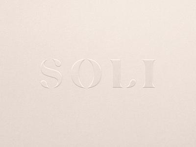 Logo   Concept contrast serif oil drop wordmark mark logo identity branding