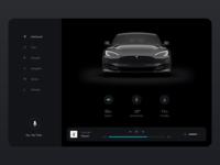 Daily UI 034 Car Interface