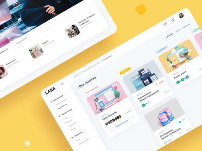 Learning management system ux ui dailyui homework lectures dashboard lms todo ui cards kanban tasks school remote education online education education studying learning