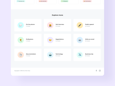 LMS design remote education ui application app web studying online education social network learning management system lms education socialization social gamification reading list saved video progress cards categories
