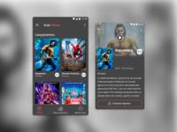 Movie App - WIP
