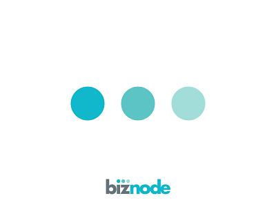Branding Study to Biznode branding logo