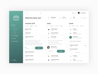 Riga Technical University Application Redesign