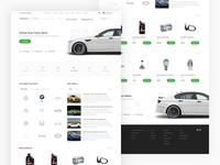 Auto Parts Online Store