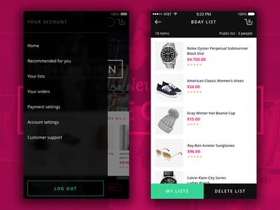 Store UI Kit