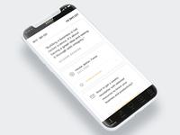 Harvey app - Activity