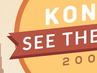 The Kooks Poster