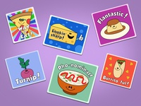 Compliments Stickers
