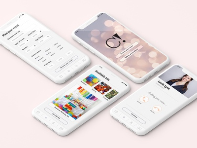 Cheers!—Mobile App Design