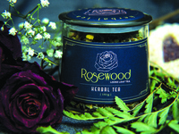 Rosewood Tea—Product Photography