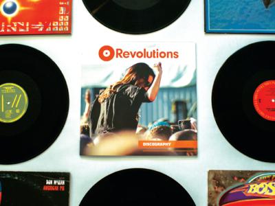 Revolutions—Branding Book Design