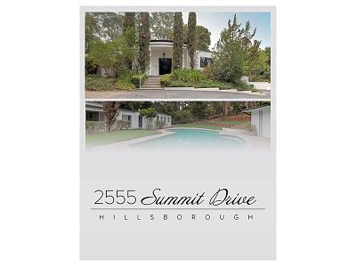 Property Brochure typography color print design real estate marketing graphic design