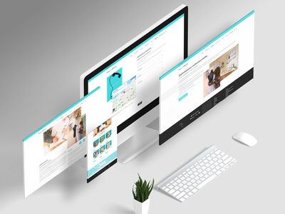 Website Maria Castropol, fashion design website ui web design fashion
