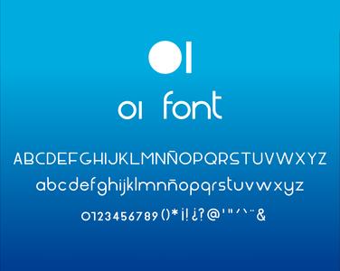 OI font