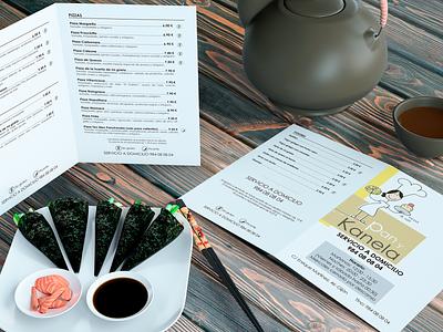 Take-away restaurant menu menu restaurant layouts editorial layout editorial design