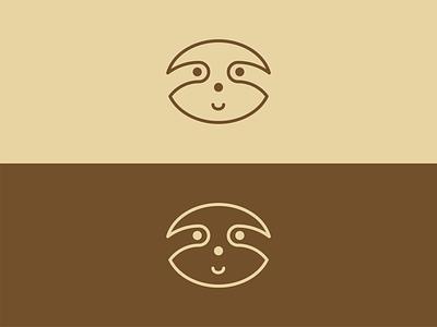 Sloth icon illustration design vector icon design icon