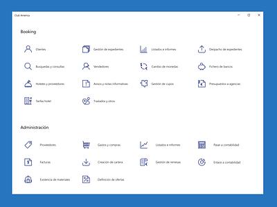 Backend icon design ux icon design design ui icon
