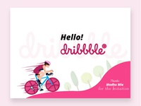 Dribbble Shot By Habib